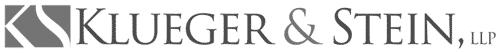 Klueger & Stein, LLP Logo